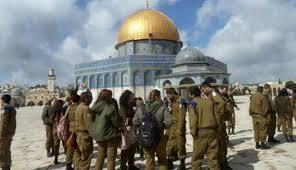 مستوطنون يواصلون اقتحامهم للمسجد الأقصى