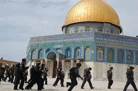 1615 إسرائيليا اقتحموا المسجد الأقصى في سبتمبر