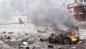 سوريا …. مقتل 7 مدنيين في قصف روسي على إعزاز