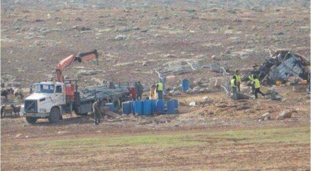 أحدث وسائل الاحتلال الإجرامية لقتل فلسطينيي الأغوار
