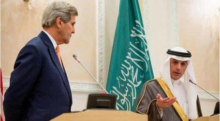 المملكة ترحب بمقترحات «كيري» حول حل النزاع الفلسطيني الإسرائيلي