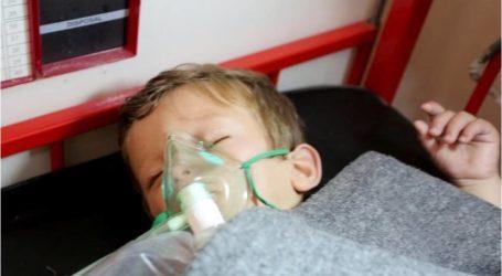 الأسد يقصف مستشفى يعالج فيه ضحايا الغازات في خان شيخون