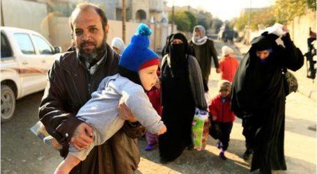 الأمم المتحدة: أكثر من 376 ألف نازح عراقي غربي الموصل