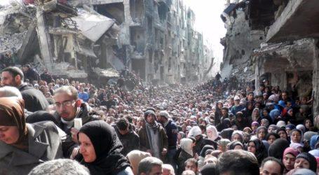 3500 لاجئ فلسطيني قضوا خلال الصراع بسوريا
