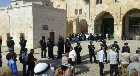 الأردن تطالب الاحتلال وقف اقتحامات متطرفيه للأقصى