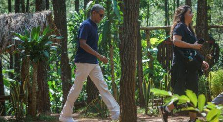 من المتوقع زيارة أوباما أن تعزز السياحة يوجياكارتا
