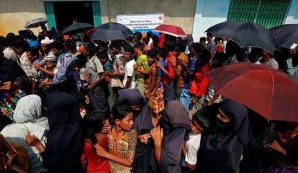 بنغلاديش تكثف من دورياتها على الحدود لمنع تدفق الروهنجيا
