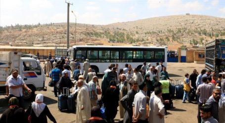 قوافل الحجاج السوريين تواصل العبور للأراضي المقدسة من تركيا