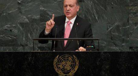 أردوغان يعرب عن استيائه من محاولات تشويه الإسلام