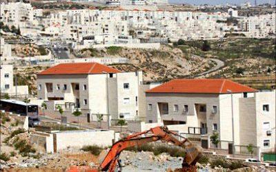 الاحتلال يوافق على بناء 1323 وحدة استيطانية اضافية في الضفة الغربية