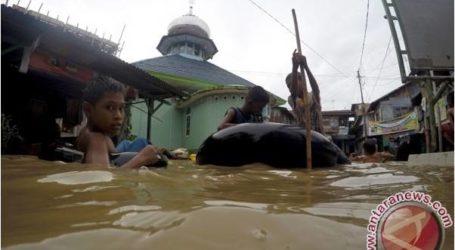 شهدت إندونيسيا المزيد من الفيضانات هذه السنة
