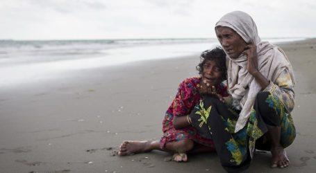 انخفاض معدل تدفق اللاجئين الروهنغيا إلى بنغلاديش