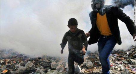 مجلس الأمن يناقش احتمال استخدام أسلحة كيمائية في سوريا