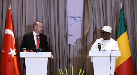 رئيس مالي: أردوغان يولي أهمية كبيرة لتنمية البلدان الإسلامية