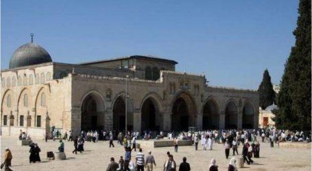 ضرورة المحافظة على الوضع الراهن للمسجد الأقصى