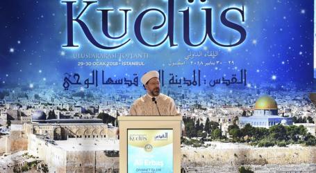 أرباش: أرواح المسلمين ليست حرّة إن لم يكن المسجد الأقصى حرًا