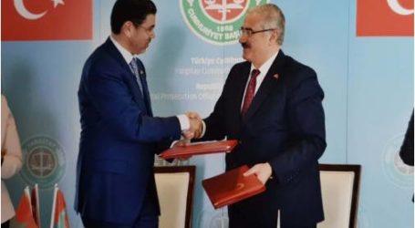 اتفاق تركي مغربي للتعاون القضائي في مواجهة الإرهاب والجريمة المنظمة