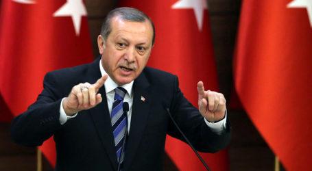 أردوغان يعرب عن قلقه لبوتين حيال هجمات النظام السوري على دوما