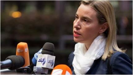 موغريني: سوريا ليست لعبة سياسية ولشعبها الحق في تقرير مصيره