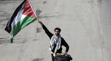 بنيامين لادرا يصل أنقرة بإطار رحلته مشيًا لفلسطين