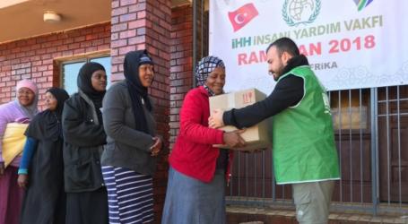 هيئة الإغاثة التركية تقدم مساعدات رمضانية للمحتاجين في دول إفريقية