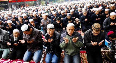 مسلمو الصين يستقبلون رمضان بموائد جماعية