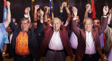 نتائج رسمية تظهر فوز تحالف مهاتير محمد بأغلبية مقاعد البرلمان الماليزي
