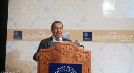 المركز العالمي للحوار يشارك في مؤتمر السلام في الأديان في أكسفورد