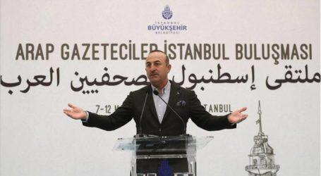 جاويش أوغلو يحذر من تراجع دول إسلامية وعربية عن نصرة القدس