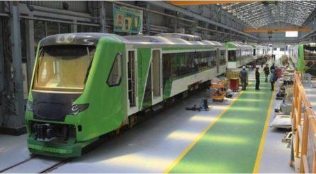 الرئيس جوكوي سيطلق القطار السريع لمطار مينانجكاباو