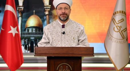 الشؤون الدينية التركية: توحد الأمة الإسلامية هو الحل الوحيد