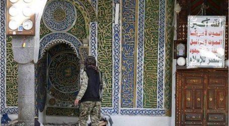 على خطى إرهاب داعش .. مليشيا الحوثي الإرهابية تمنع صلاة التراويح في عدد من المساجد