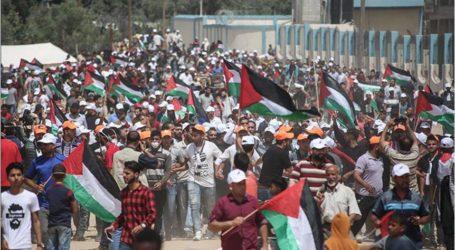 حدود غزة تشتعل بالغضب وتغرقها دماء مجزرة إسرائيلية