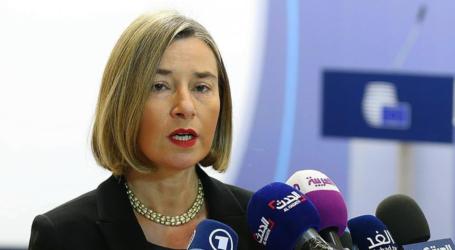 موغيريني: الاتحاد الأوروبي سيظل متمسكاً بالاتفاق النووي مع إيران