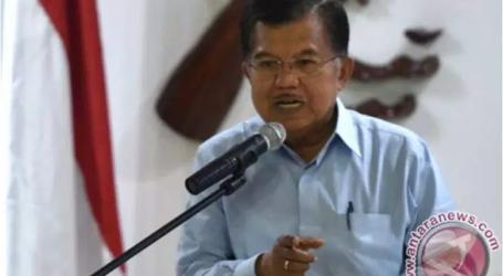نائب الرئيس الإندونيسي يوسف كالا يأسف لمشاركة الأطفال في الهجمات الإرهابية