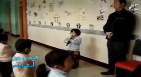 الصين تعتقل إماما تركستانيا أرسل ابنه لمدرسة قرآنية