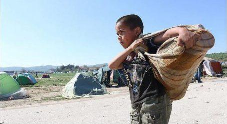 منظمة دولية : نصف أطفال العالم يواجهون خطر الفقر والنزاعات المسلحة
