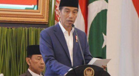 الرئيس جوكو ويدودو يهنئ مهاتير على فوزه فى انتخابات ماليزيا