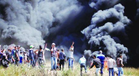 تظاهرة في ملبورن الأسترالية تنديدا بالمجزرة الإسرائيلية في غزة