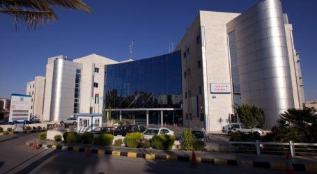 مصد طبي: عباس في قسم القلب بالمستشفى الاستشاري
