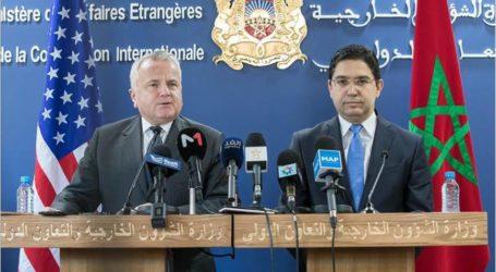 اتفاق مغربي أمريكي على تعزيز العلاقات العسكرية والأمنية ومحاربة الإرهاب
