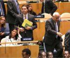 الرئاسة الفلسطينية: تصويت الأمم المتحدة لصالح قرار توفير الحماية للشعب الفلسطيني يؤكد الحق والعدل