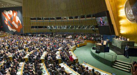 الجمعية العامة تصوت بالأغلبية لصالح مشروع توفير الحماية للعشب الفلسطيني
