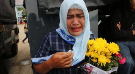 وكالة البحث والإنقاذ تسجل 206 راكبا على متن السفينة الغارقة شمال سومطرة