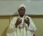 فضيلة الشيخ الدكتور تاج الدين أحمد سعيد  بن عباس  العباسي ببيت الزكاة في حوار مع معراج للأنباء