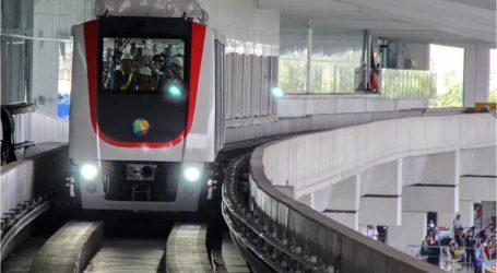 أنغكاسا بورا الثاني : استخدام وحدات إضافية من القطارالمعلق في مطار سوكارنو هاتا الدولي