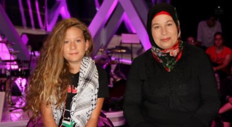 احتفاء فلسطيني بإفراج إسرائيل عن الفتاة عهد التميمي