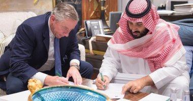 تعيين كلاوس كلاينفيلد مستشارا لولي العهد السعودي