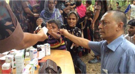 تدشّن مشروع مركز الخدمات المتكاملة للاجئي الروهينغا