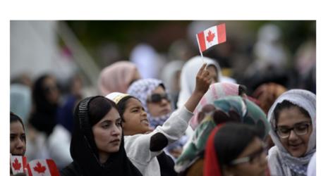 الإعتداء على مسلم جنوب أونتاريو الكندية